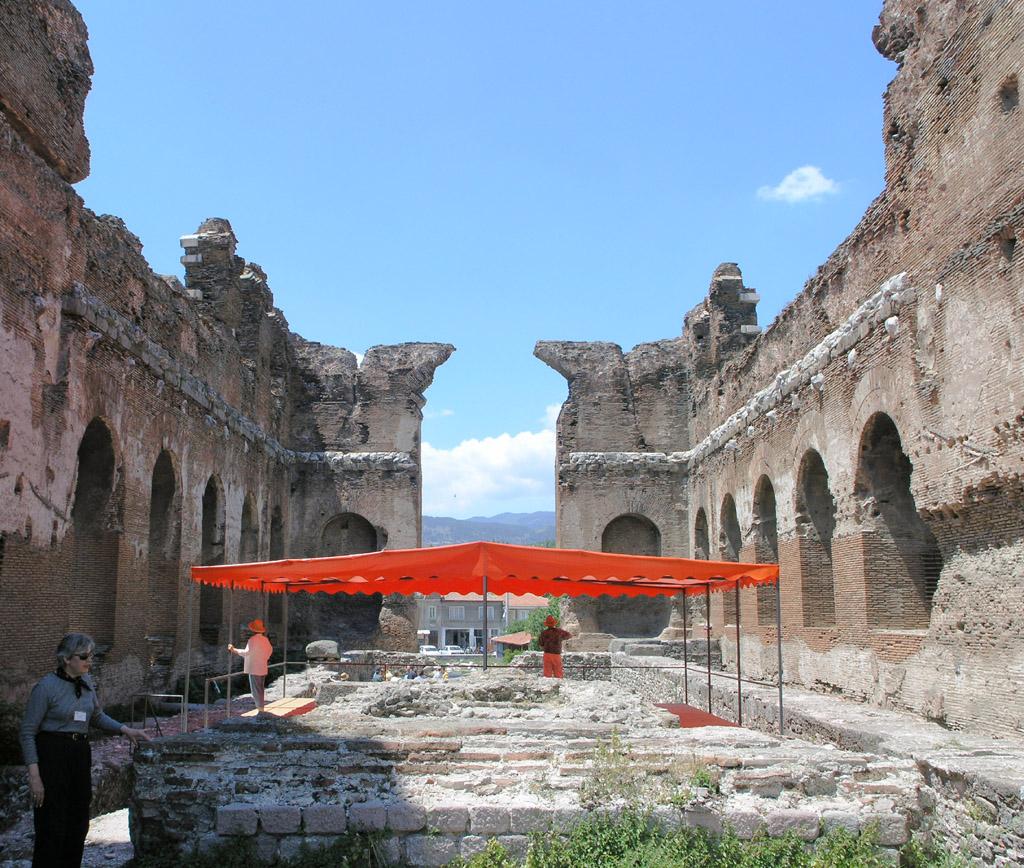 Turkey Tour 2004